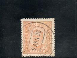 ANGRA 1892 O DENT 12.5 - Angra