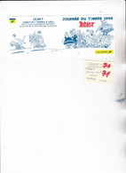 FRANCE : Carnet JOURNEE DU TIMBRE  1999 - Dag Van De Postzegel