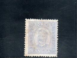 ANGRA 1892 SANS GOMME DENT 12.5 - Angra