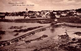 LATVIA.LETTLAND BAUSKA BAUSKE BAUSK PC 1918 - Latvia