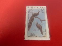 Viet-Nam - Buu Chinh - Rheinartia Ocellata - Tri Sao - Val 60 Xu - Multicolore - Oblitéré - Année 1978 - - Vietnam