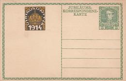 Österreich Postkarte 1914 - Ongebruikt
