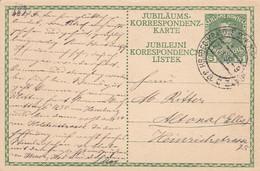 Österreich Postkarte 1909 - Ongebruikt