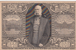 Österreich Postkarte 1908 - Ongebruikt