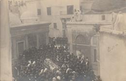 Tunis - Enterrement Du Bey 1906 - Carte Photo - Tunisie
