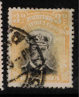 RHODESIA 1913 3d Black And Yellow SG 210 U #BAD2 - Other