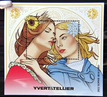 FRANCE 2022 - Bloc Souvenir Yvert Et Tellier 2022 N°14 - Sophie BEAUJARD - Souvenir Blocks & Sheetlets