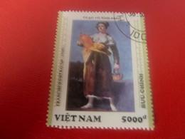 Viet-Nam - Buu-Chinh - Francisco Goya (1746-1828) - Val 5000 D+ - Multicolore - Oblitéré - - Vietnam