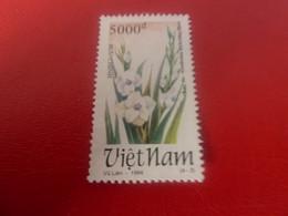 Viet-Nam - Buu-Chinh - Vu Lien - Lai On - Gladiolus Hybridus Hort - Val 5000 D+ - Multicolore - Neuf - Année 1994 - - Vietnam