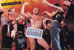 With Certs, You're Covered,1950-60s - Advertising