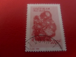 Viet-Nam - Buu-Chinh - Hoa Dong Tien - H. Lieu - Val 5000 D+ - Multicolore - Oblitéré - Année 1996 - - Vietnam