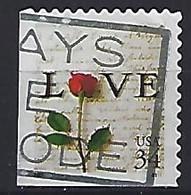 USA 2001  Greetings (o) Mi.3433 BE Ul (small Format) - Gebraucht