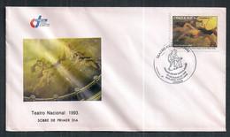 Costa Rica 1993 - Enveloppe Circulée Moderne - Costa Rica