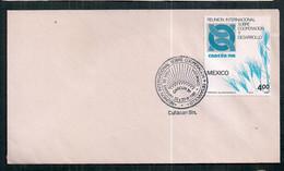 Mexico 1981 - Enveloppe Circulée Moderne - Mexiko