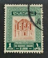 1954 King Husein, Jordan,  *, ** Or Used - Jordanië