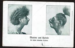 Maximo Und Bartolo, Die Letzten Lebenden Azteken / Les Derniers Aztèques - Pliures / Folded - Voir Scans - Other