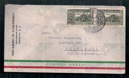 Mexico - Enveloppe Circulée Moderne - Mexiko