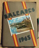 Album De 82 Photos Amateur Des Iles Baléares, Ibiza, Palma, Puerto Soller …, Hôtels, Avions, Aéroport, Bateaux, Rues... - Places