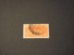 SOMALIA - 1929 MONTECASSINO 25 C.- TIMBRATOI/USED - Somalia