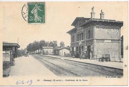 A/444               91           Orsay          La Gare - Orsay