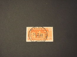 SOMALIA - 1929 MONTECASSINO 25 C. - TIMBRATO/USED - Somalia