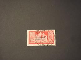 SOMALIA - 1929 MONTECASSINO 50 C. - TIMBRATO/USED - Somalia
