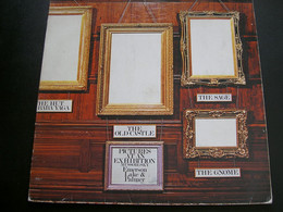EMERSON LAKE & PALMER - Pictures At An Exhibition - Rock