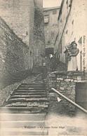 WALCOURT - La Ruelle Victor Hugo - Carte Animée Et Circulé En 1913 - Walcourt