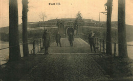 Borsbeek - Borsbeeck Forten Fort3 - Borsbeek