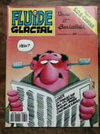 Fluide Glacial Nº 186 - Décembre 1991 - Fluide Glacial