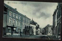 Waremme - Rue De Huy (haut) - Bureau Du Journal De Waremme - Imprimerie A. Fraipont-Renard - Circulée - Voir Scans - Waremme