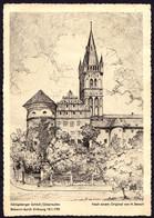 AK Königsberg Ostpreussen Kunstkarte Nach Original Von H.Bensch   (6993 - Ostpreussen