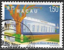 Macao Macau – 1999 Modern Buildings 1.50 Used Stamp - Gebruikt