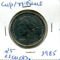 Portugal 50 Esc. (Cu/Ni), 1998 MBC - Other - Europe