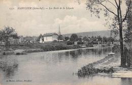 HARFLEUR - Les Bords De La Lézarde - Très Bon état - Harfleur