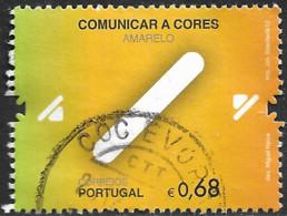 Portugal – 2012 Colors 0,68 Used Stamp - Gebruikt