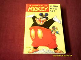 Le Journal De Mickey    Album  N°  167   //  2236  A 2245 - Mickey - Autres