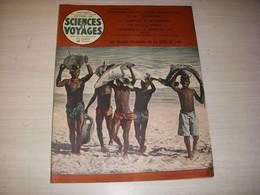 SCIENCES Et VOYAGES 34 09.1948 Le LAC TANGANYIKA La CAMARGUE Les OURANGS OUTANS - Sciences