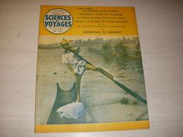 SCIENCES Et VOYAGES 35 10.1948 La BIRMANIE La CAMARGUE De ZINDER à ALGER MALTE - Sciences