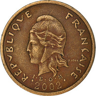 Monnaie, Nouvelle-Calédonie, 100 Francs, 2002, Paris, TB+, Nickel-Bronze, KM:15 - New Caledonia