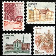 Denmark 1976 MiNr.617-620 MNH (**)  (lot Ks 910 ) - Ongebruikt