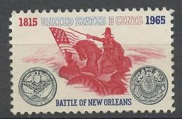 Etats Unis - Vereinigte Staaten - USA 1965 Y&T N°777 - Michel N°878 Nsg - 5c Bataille De La Nouvelle Orléans - Ongebruikt