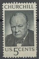 Etats Unis - Vereinigte Staaten - USA 1965 Y&T N°781 - Michel N°880 Nsg - 5c W Churchill - Ongebruikt