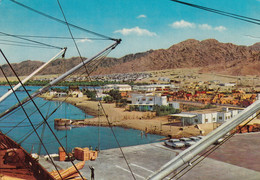 Jordan Aqaba - Port 1974 - Jordan