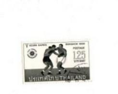 1966 V ASIAN GAMES BANGKOK 1,25 Baht - Thailand