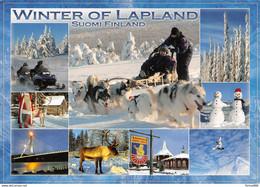 FINLANDE LAPONIE 5-0588 - Finlandia