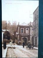 76 ,le Havre , Le Funiculaire  En 1906 - Autres