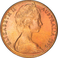 Monnaie, Australie, Elizabeth II, 2 Cents, 1979, Royal Australian Mint, SPL - Austria