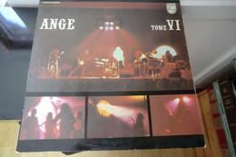 Disque 33T De Ange - Tome VI - Album 2 Disques - Philips 6641715 - France 1977 - Rock