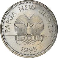 Monnaie, Papua New Guinea, 20 Toea, 1995, Royal Canadian Mint, SPL - Papua New Guinea